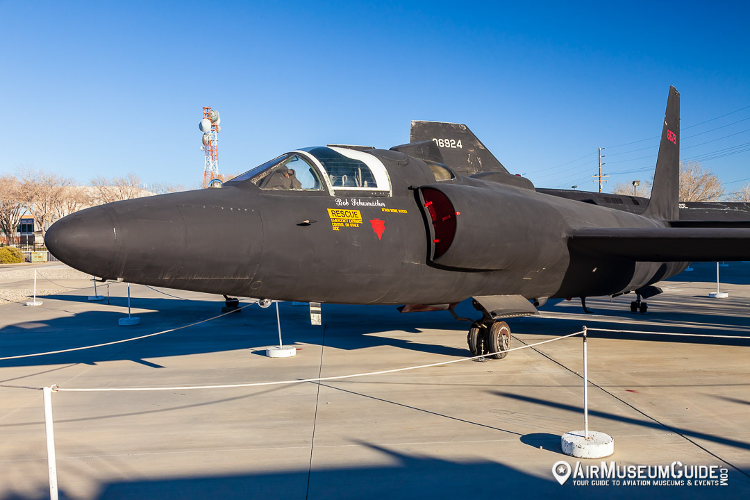 Lockheed U-2D Dragon Lady