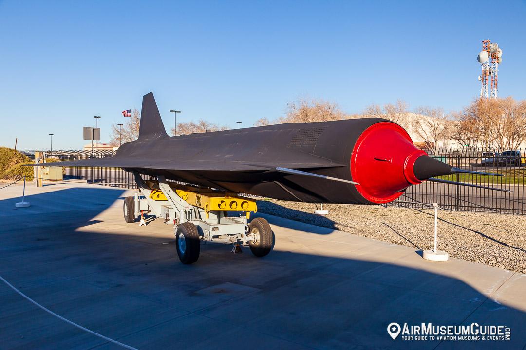 Lockheed D-21D supersonic reconnaissance drone