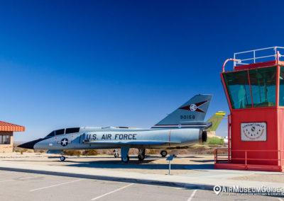 Convair QF-106B Delta Dart