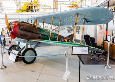 SPAD S.XIII airworthy replica