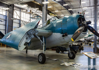 Grumman TBM-3E Avenger at the Erickson Aircraft Collection museum in Madras, OR.