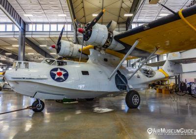 Consolidated PBY-5A Catalina at the Erickson Aircraft Collection museum in Madras, OR.