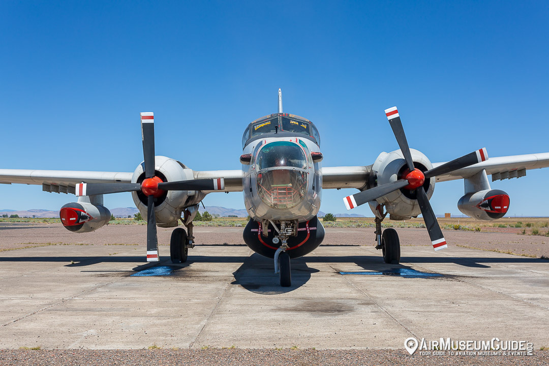 Lockheed P2V-7 Neptune at the Erickson Aircraft Collection museum in Madras, OR.