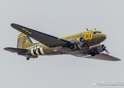 Douglas C-47B Dakota (Estrella Warbirds Museum)