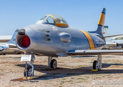North American QF-86F Sabre