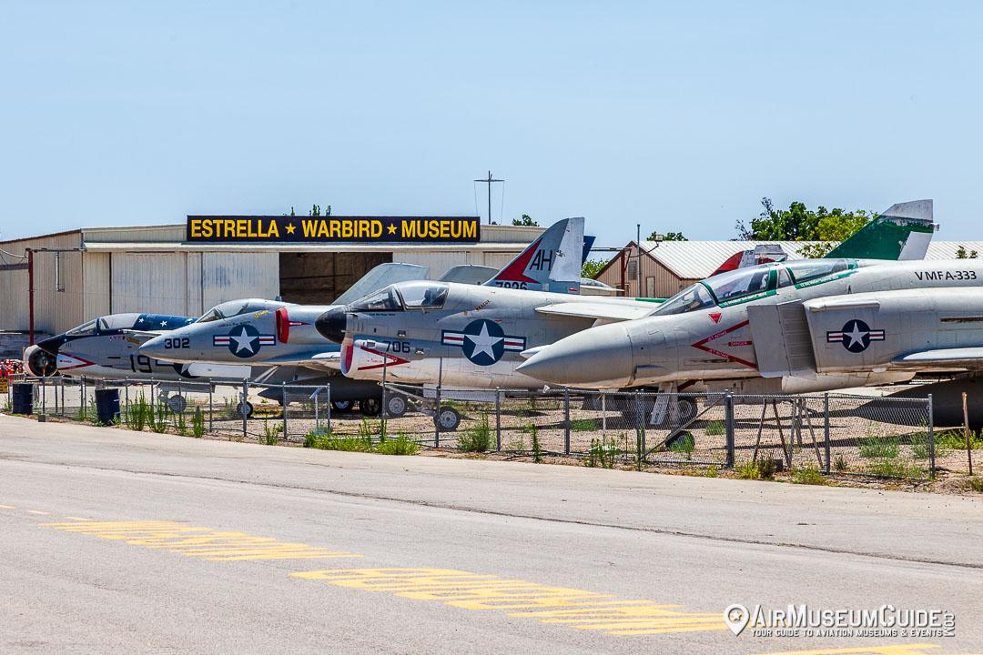 Estrella Warbirds Museum