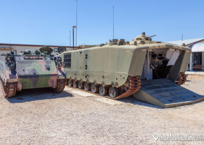 Estrella Warbirds Museum - military vehicles