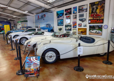 Estrella Warbirds Museum - Woodland Auto Display