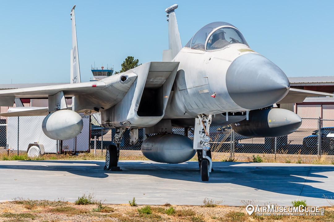 McDonnell Douglas F-15 Eagle (9/11 First Responder)