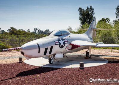Grumman F-9F-8P Photo Cougar