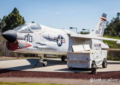 Vought F-8E/J Crusader