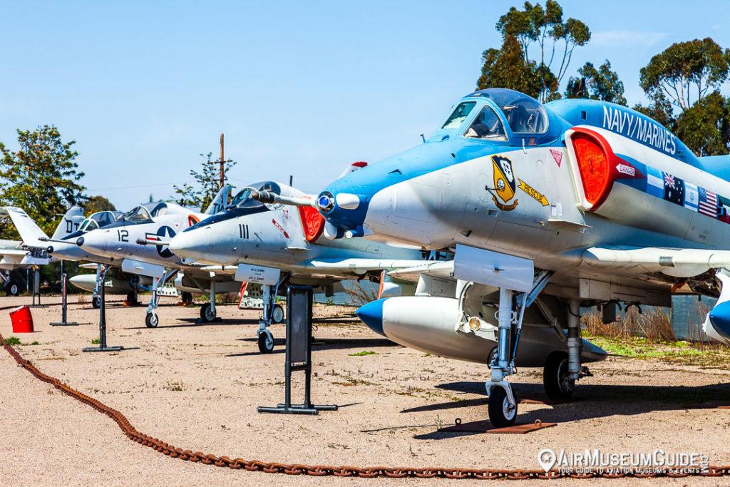 Douglas A-4 Skyhawks