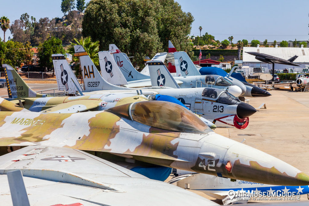 San Diego Air & Space Museum - Gillespie Field Annex
