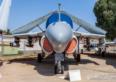 Grumman A-6E Intruder at the San Diego Air & Space Museum - Gillespie Field Annex