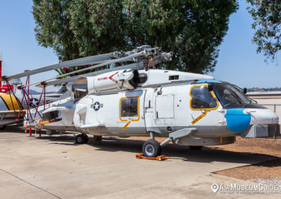 Sikorsky SH-60B Seahawk at the San Diego Air & Space Museum - Gillespie Field Annex