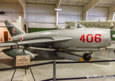Mikoyan-Guryevich MiG-17F Fresco