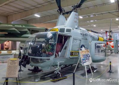 Kaman HH-43B Huskie