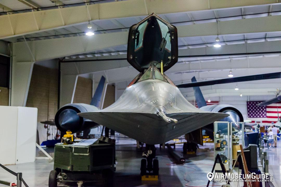 Lockheed SR-71C Blackbird
