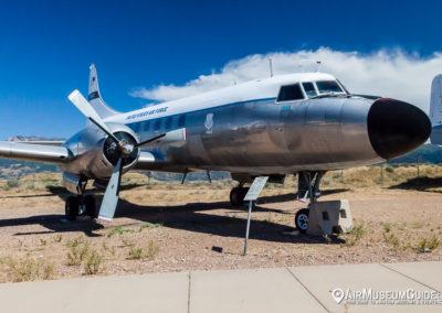 Convair C-131D Samaritan