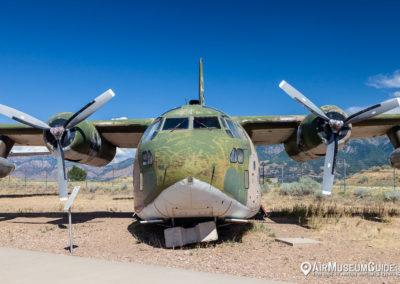 Fairchild-Chase C-123K Provider