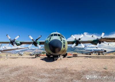 Lockheed NC-130B Hercules