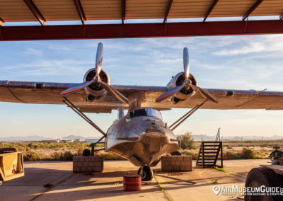 Canadian Vickers (Consolidated) PBY-5A Catalina at the Lauridsen Aviation Museum