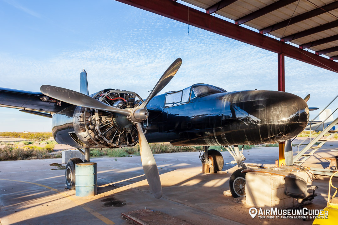 Douglas A-26 Invader at the Lauridsen Aviation Museum