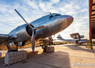 Douglas C-47A Skytrain at the Lauridsen Aviation Museum