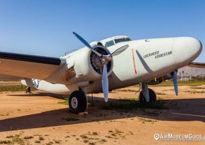 Lockheed R50-5 Lodestar