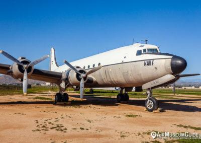 Douglas C-54Q Skymaster