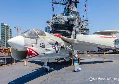 Vought F-8K Crusader