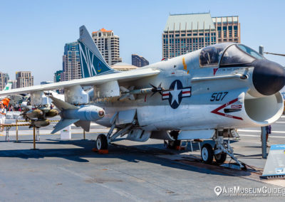Ling-Temco-Vought A-7B-1-CV Corsair II