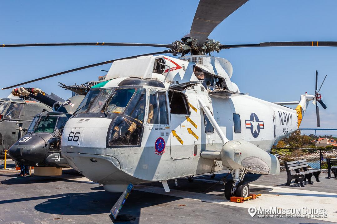 Sikorsky UH-3H SeaKing