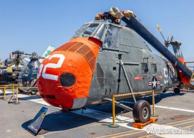 Sikorsky H-34A Seabat