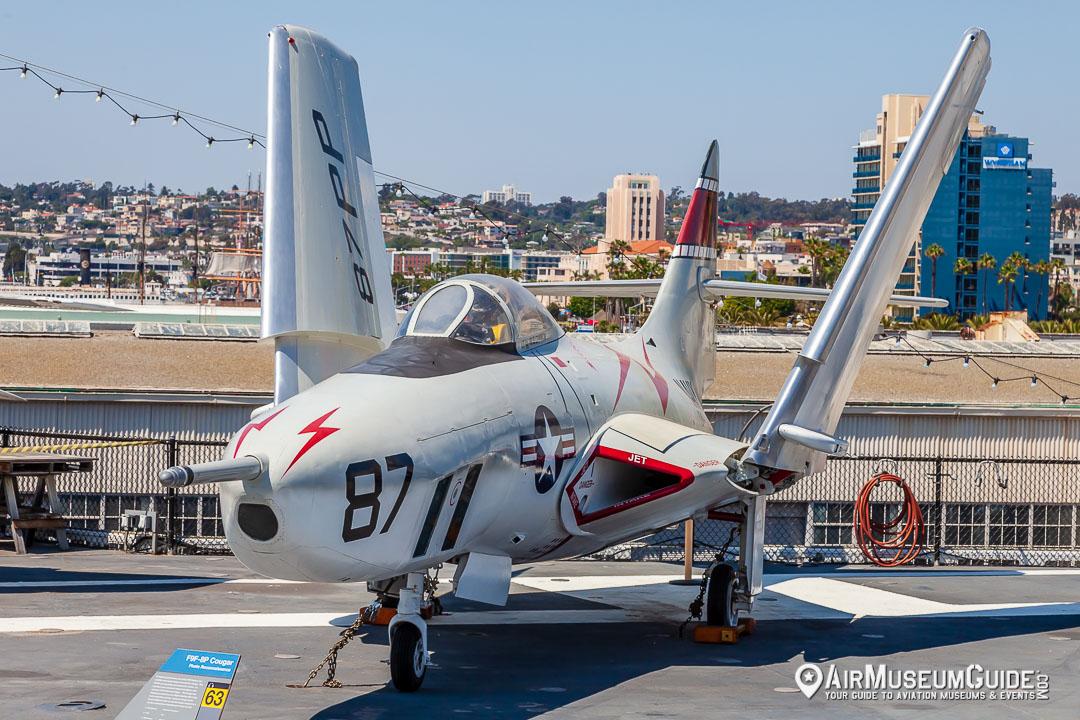 Grumman F9F-8P Cougar