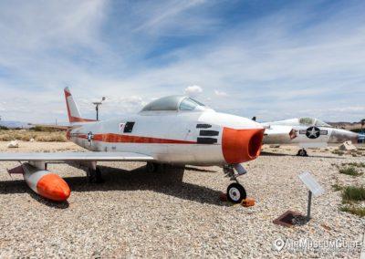 North American QF-86F Sabre (Target drone)