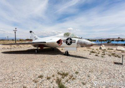 Douglas XF4D-1 Skyray (Prototype)