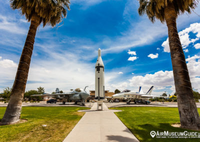 Naval Museum of Armament & Technology - China Lake