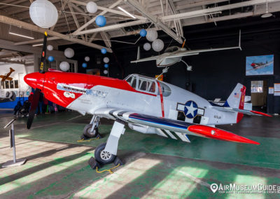 Jurca M.J.77 Gnatsum (P-51B 3/4 scale replica)