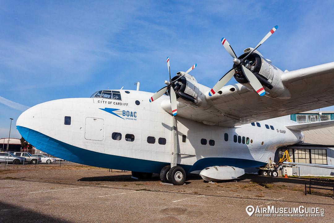 Short Solent Mk. III flying boat