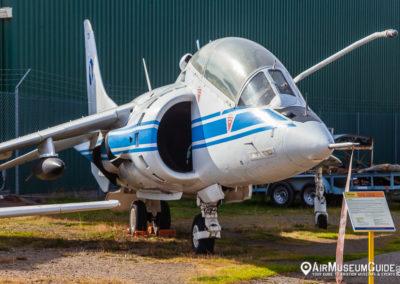Hawker Siddeley TAV-8A Harrier