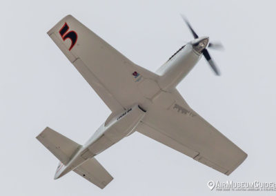 "North American P-51D Mustang ""Voodoo"""