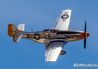 "North American P-51D Mustang ""Swamp Fox"""