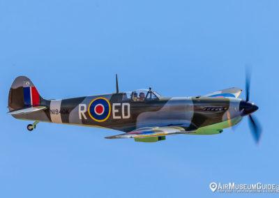 Supermarine Spitfire Mk IX homebuilt replica