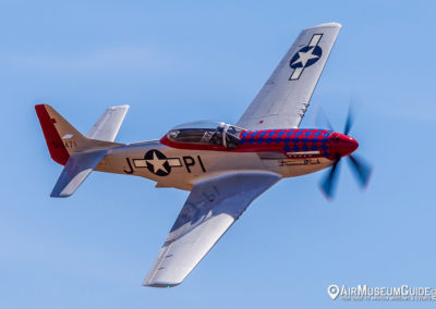 "North American TF-51D Mustang ""Diamondback"""