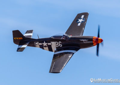"North American P-51D Mustang ""Speedball Alice"""