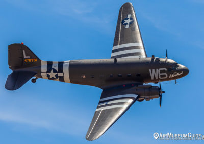 "Douglas C-47B Dakota ""Willa Dean"""