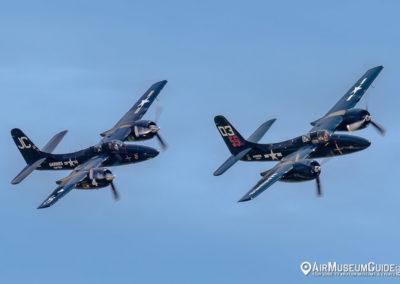 Grumman F7F-3P Tigercats