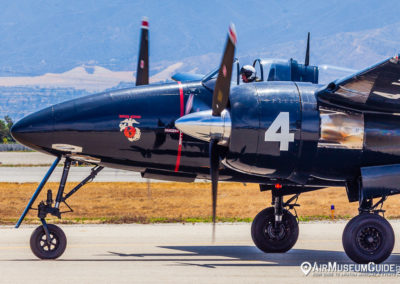 Grumman F7F-3P Tigercat