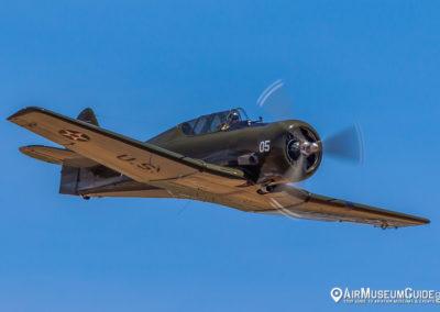 North American P-64A